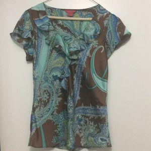 Sunny Leigh blouse